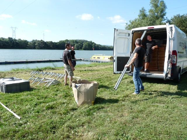 Compte rendu du concours silure du 15 septembre 2012 Concou40