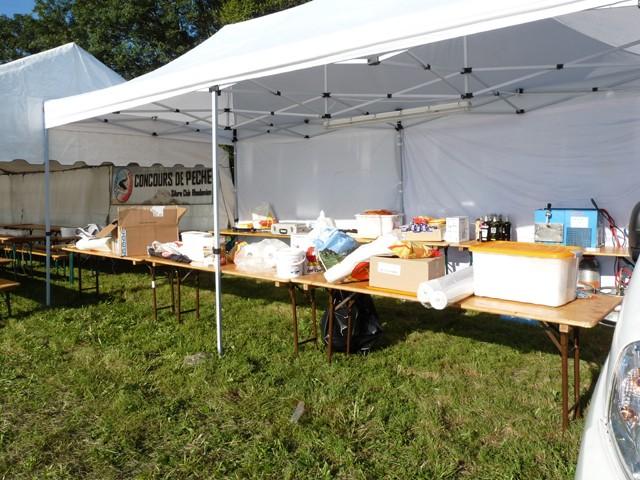 Compte rendu du concours silure du 15 septembre 2012 Concou43