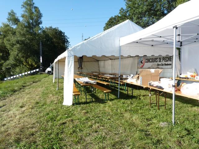 Compte rendu du concours silure du 15 septembre 2012 Concou44