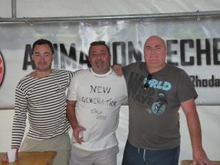 Compte rendu du concours silure du 15 septembre 2012 Concou45
