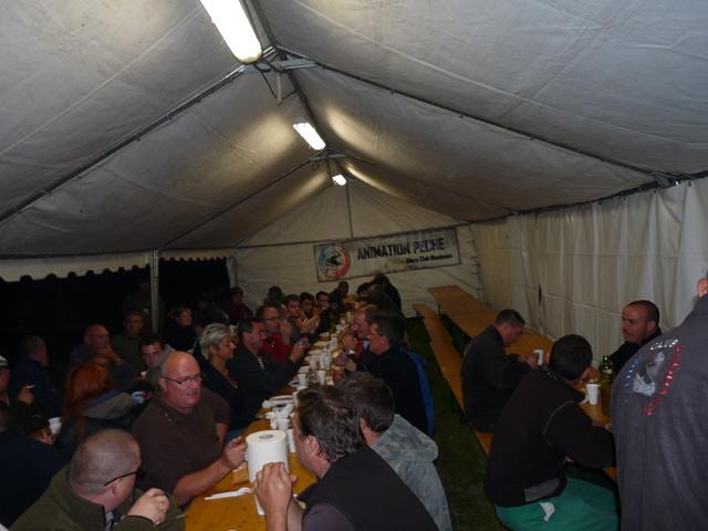 Compte rendu du concours silure du 15 septembre 2012 Concou58