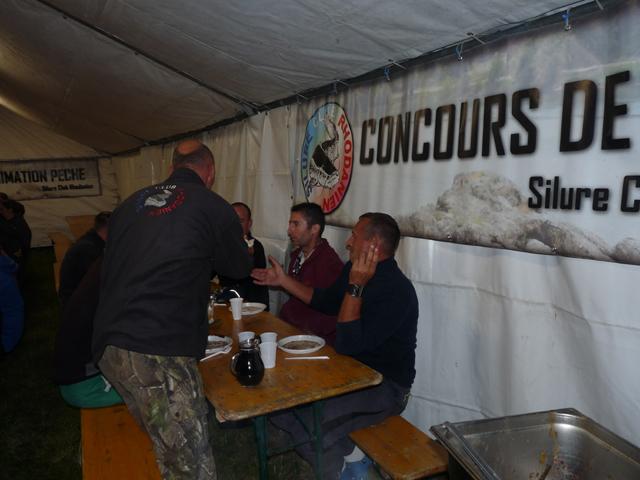 Compte rendu du concours silure du 15 septembre 2012 Concou59
