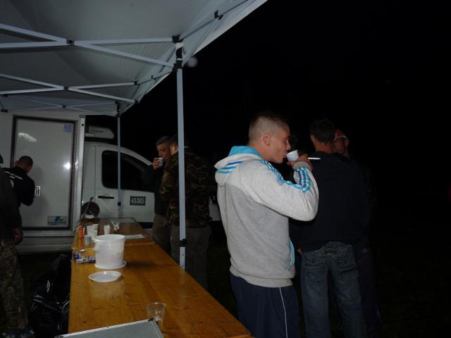 Compte rendu du concours silure du 15 septembre 2012 Concou77