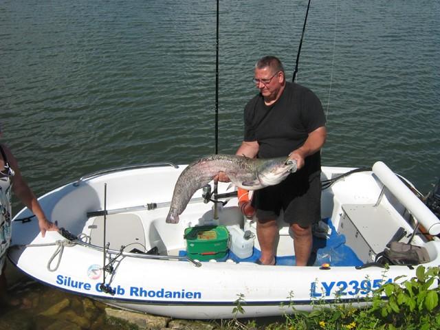 Récit de pêches aoutiennes Franci11