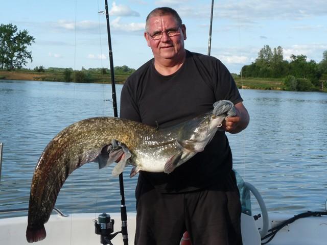 Récit de pêches aoutiennes Franci13