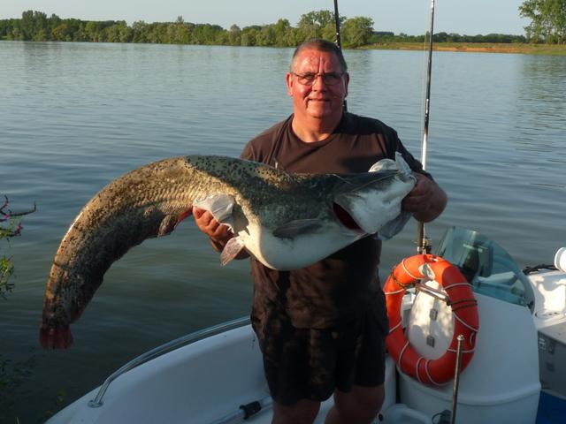 Récit de pêches aoutiennes Franci17