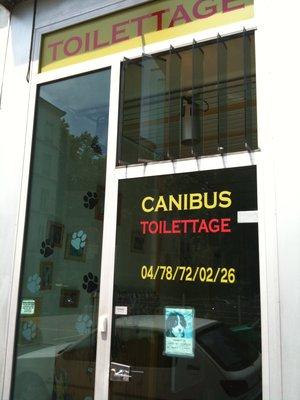 Canibus toiletteur pour animaux de compagnie L10