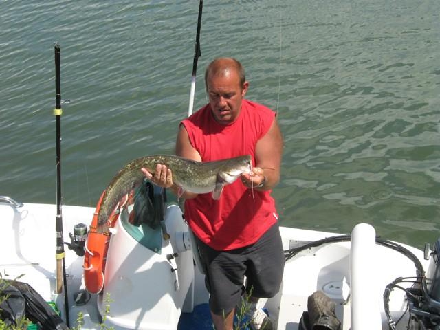 Récit de pêches aoutiennes Phil910