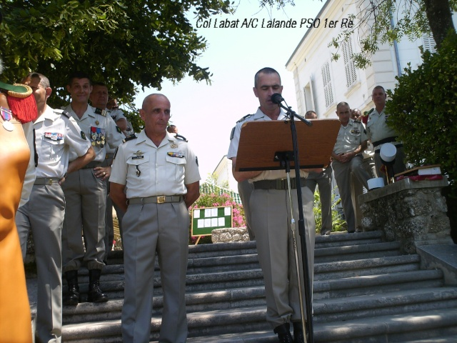 Changement de Chef de Corps 16/07/ 2010 1_re_210