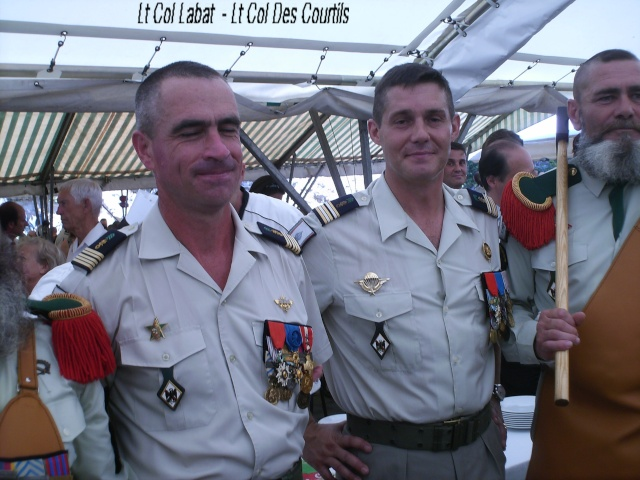 Changement de Chef de Corps 16/07/ 2010 Lt_col11