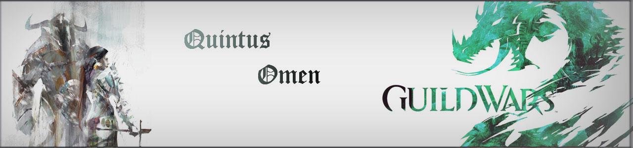 Quintus Omen GW2