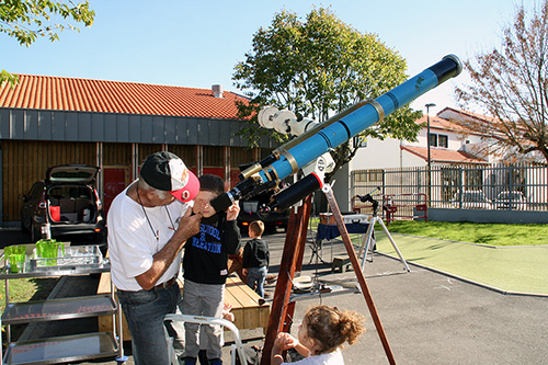 L'apprentissage astronomique des tout-petits  2018-202