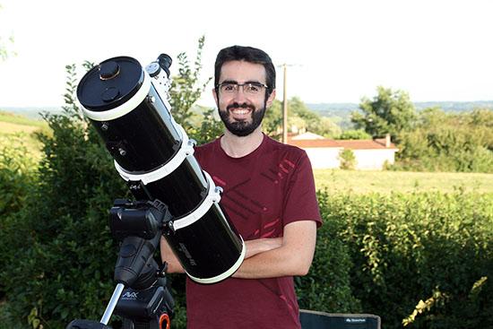 Le ciel nocturne de Malagar, vendredi 24 juillet 2020 à Saint-Maixant (33) 2020-035