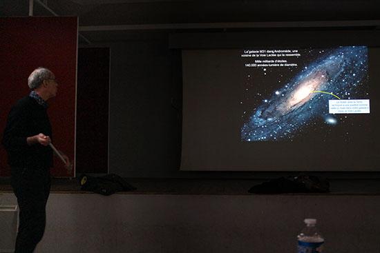 """CONFÉRENCE : """"Trous noirs et autres vestiges d'étoiles"""", samedi 7 mars 2020 2020-070"""
