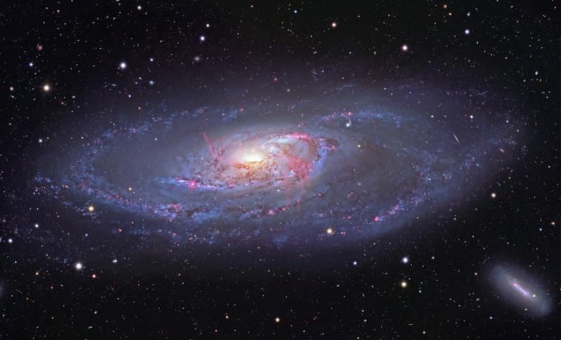 Image du jour (avril) M106-n10