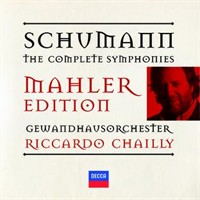 mahler - Schumann : symphonies version Mahler 00028910