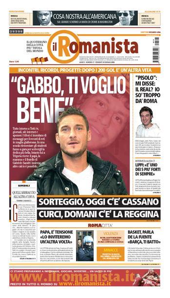 Le quotidien Il Romanista © - Page 2 Rm180110