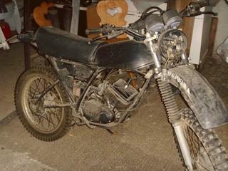 DTMX 125 cc MEMBRES : Personnalisées Photo110