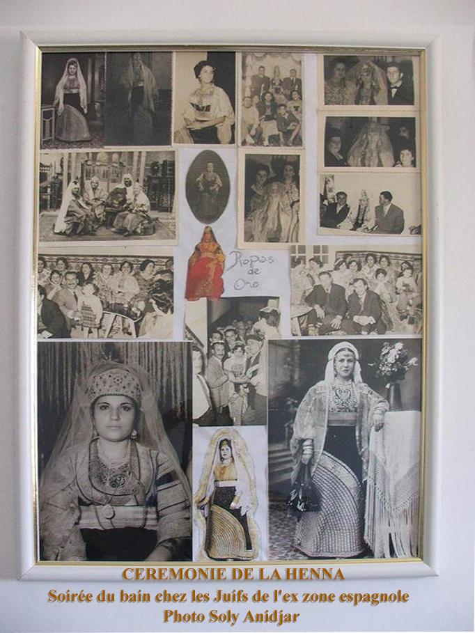 SOIR DU HENNE AVEC  LA KESOUA EL KBIRA (grande robe en arabe) Hennal10
