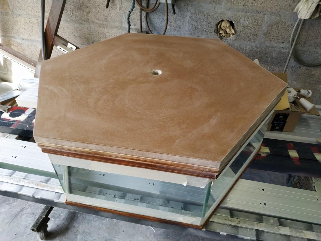 Restauration Table basse 1110