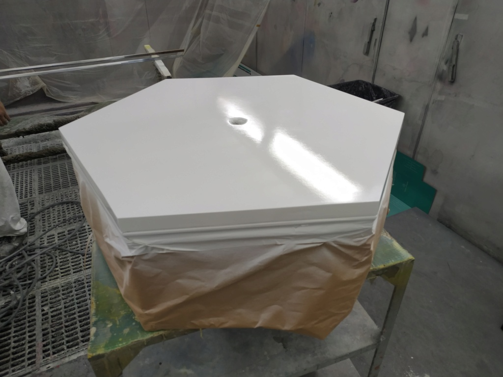 Restauration Table basse 1310