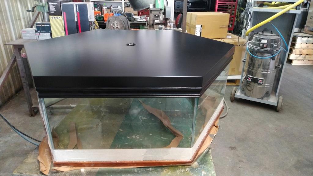 Restauration Table basse 1410