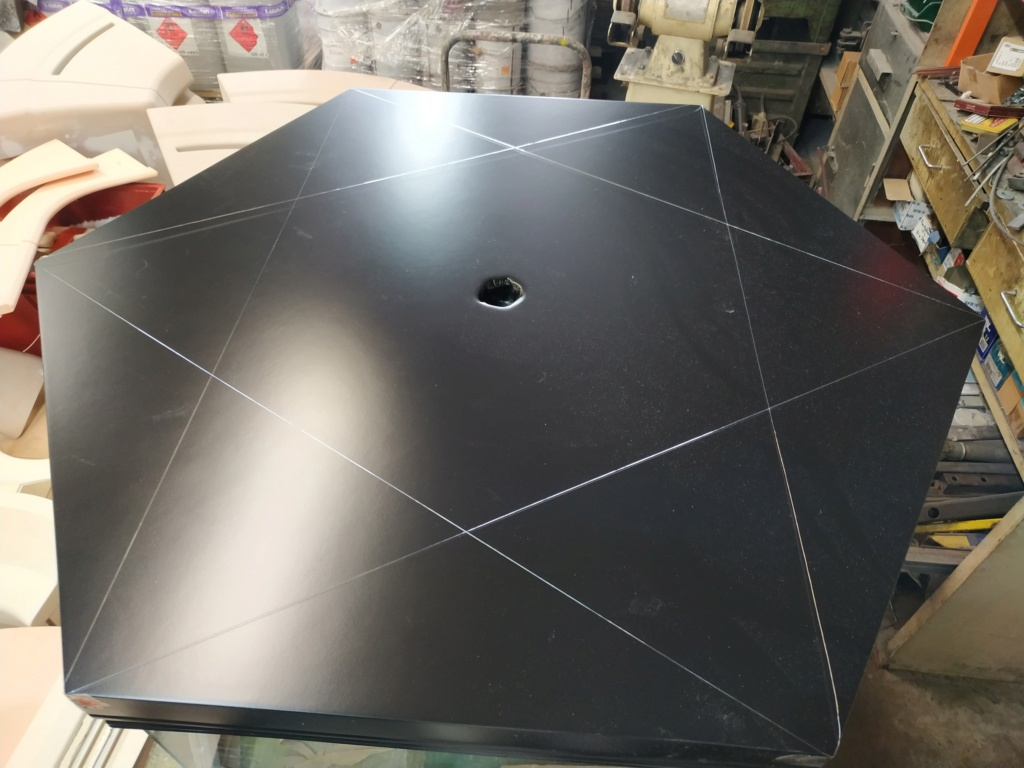 Restauration Table basse 1510