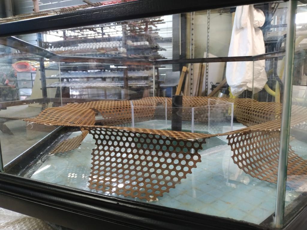 Restauration Table basse 2110