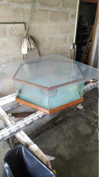 Restauration Table basse 610