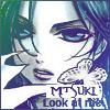 Mitsuki's art Blason10