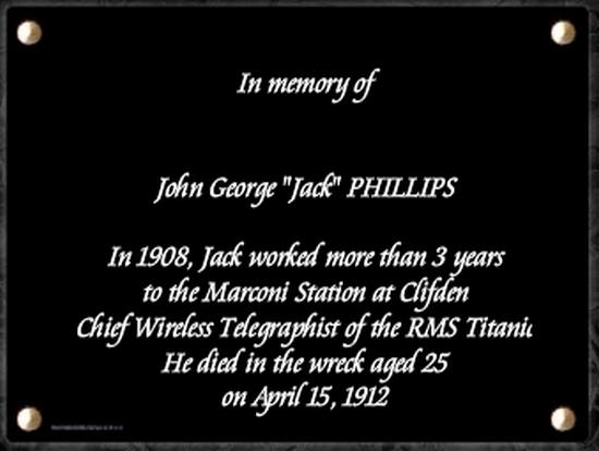 Projet de plaque commémorative pour Jack - Page 2 Jack1910