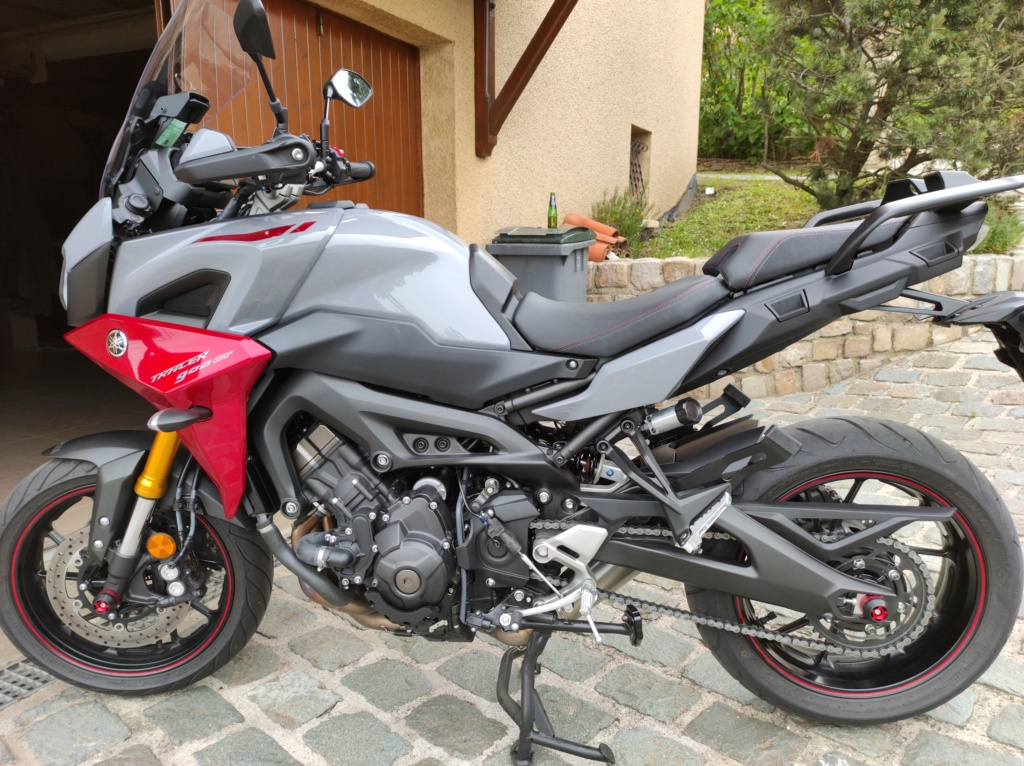 ma nouvelle monture tracer 900 GT 2019 Img_2011