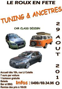 Tuning & Ancetres 15710