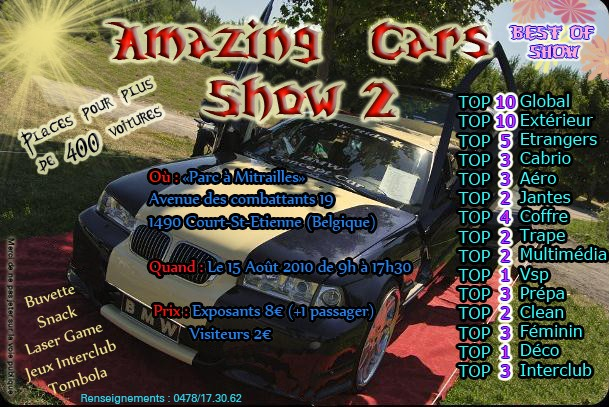 Amazing Cars - 15/08/2010 Julfly10
