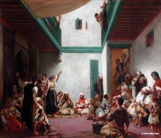 Eugène Delacroix Noces_10