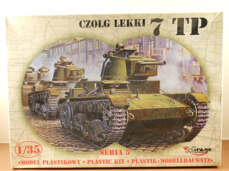 7TP,1/35-Mirage/Hobby 7tp00110