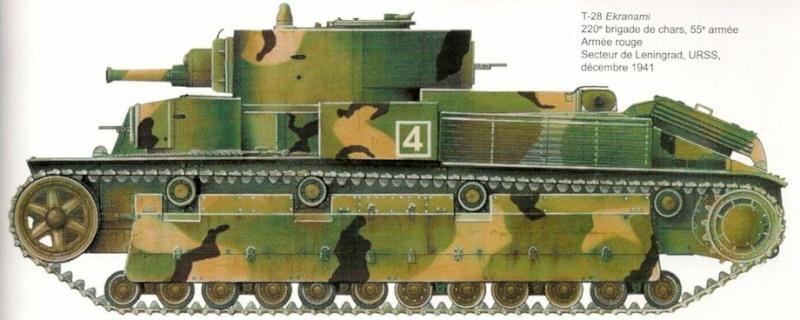 T28 de marque russe inconnu 1/35 T28_ek10