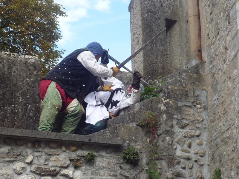 Journées du patrimoine Chazey 2009 P1050413
