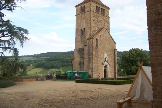 Chateau de Pierreclos Pierre14