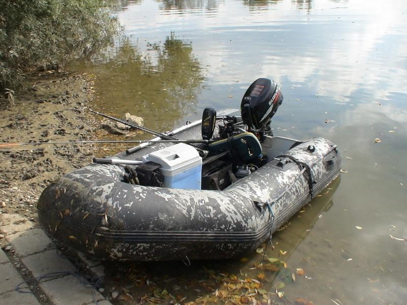 "Mon ""Carp'Boat"" / ""Silur'Boat"" FunYak 3.50 Dsc01510"