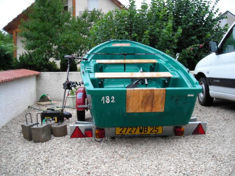 "Mon ""Carp'Boat"" / ""Silur'Boat"" FunYak 3.50 Dscn8011"