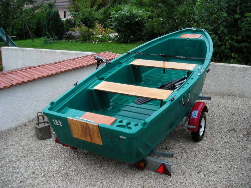 "Mon ""Carp'Boat"" / ""Silur'Boat"" FunYak 3.50 Dscn8012"