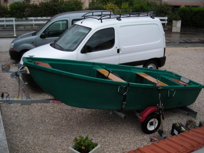 "Mon ""Carp'Boat"" / ""Silur'Boat"" FunYak 3.50 Dscn8014"