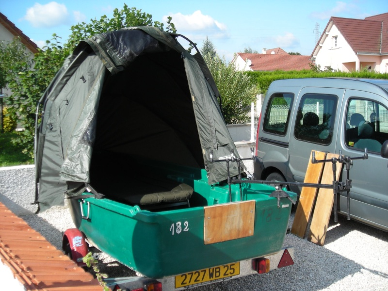 "Mon ""Carp'Boat"" / ""Silur'Boat"" FunYak 3.50 Dscn8028"