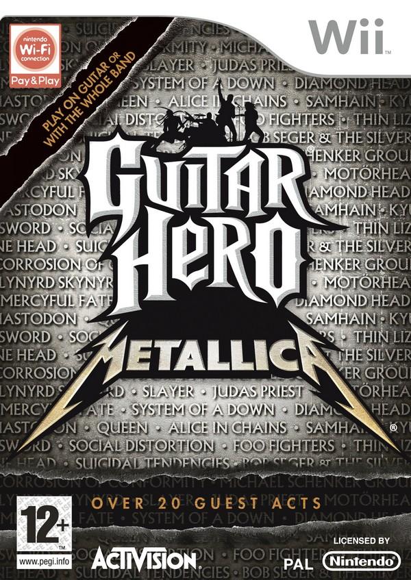 Les jeux vidéos Guitar10