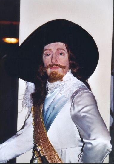 exécution de Charles Ier d'Angleterre Londre10