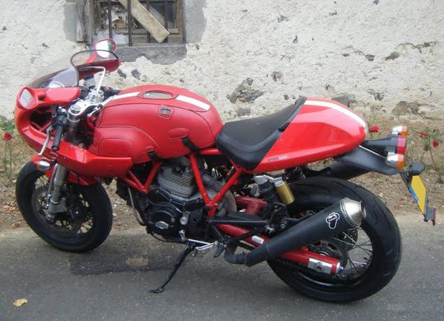 [ VENDU ] Ducati Sport Classic 1000 S 1000-s10