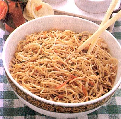 Poulet phad thai Noodle10