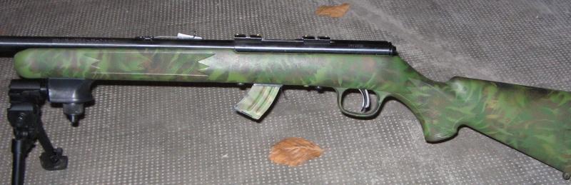 peinture sur arme Camopa12