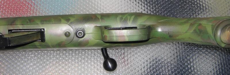 peinture sur arme Camopa13